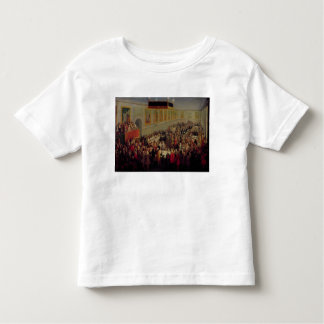 Feast given after the Coronation of Louis XV Toddler T-shirt