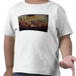 Feast given after the Coronation of Louis XV T Shirts