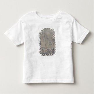 Feast given by Madame du Barry  for Louis XV Toddler T-shirt