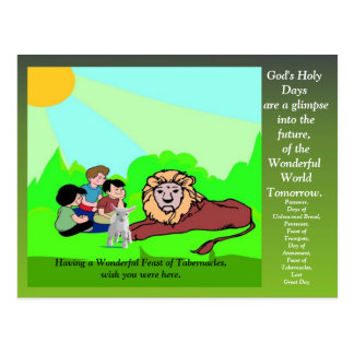 Feast Greating Card
