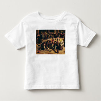 Feast in an Inn, detail of the central group Toddler T-shirt
