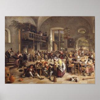 Feast in an Inn Poster