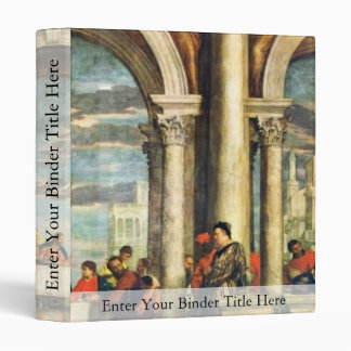 Feast In The House Of Levi By Paolo Veronese Binder