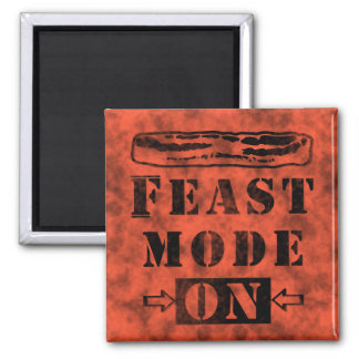 Feast Mode ON with Bacon Magnet