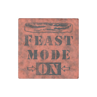 Feast Mode ON with Bacon Stone Magnet
