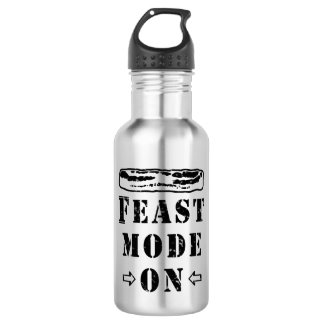 Feast Mode ON with Bacon Water Bottle
