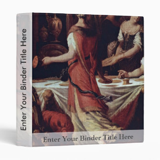 Feast Of Esther Detail By Heiss Johann (Best Quali Vinyl Binders