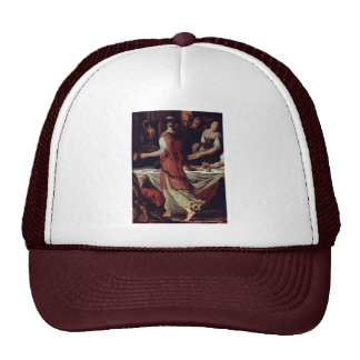 Feast Of Esther Detail By Heiss Johann Best Quali Hat