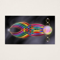 Feast of Jewels Bookmarks Business Card