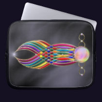 Feast of Jewels Laptop Sleeve