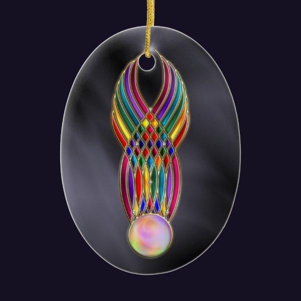 Feast of Jewels Ornament