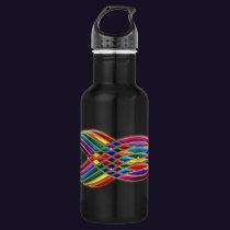 Feast of Jewels Stainless Steel Water Bottle
