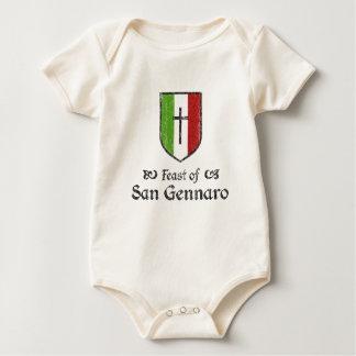 Feast of San Gennaro Baby Shirt