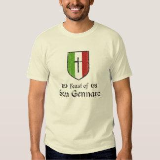 Feast of San Gennaro Festival T-Shirt