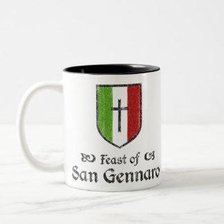 Feast of San Gennaro New York Festival Mug