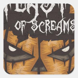 Feast Of Screams Stickers