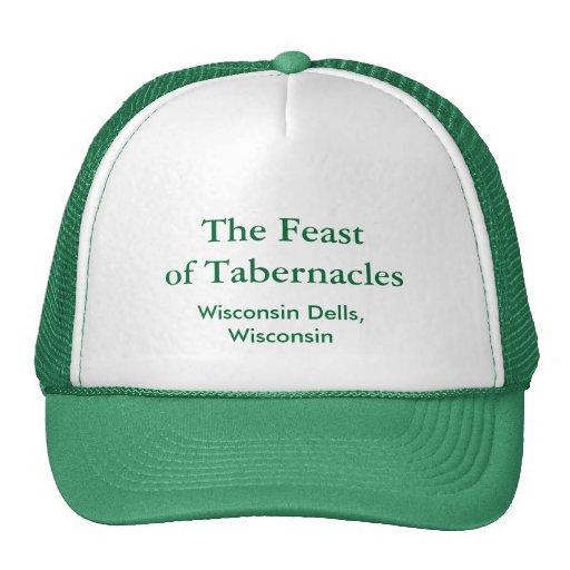 Feast of Tabernacle, Wisconsin Dells Trucker Hats
