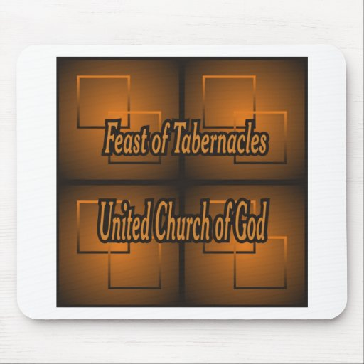 Feast of Tabernacles Items Mouse Pad