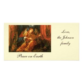 Feast of the Rose Garlands, Angel Albrecht Durer Photo Card