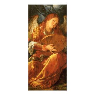 Feast of the Rose Garlands, Angel Albrecht Durer Rack Card