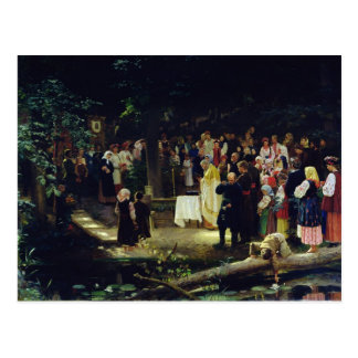 Feast of the Transfiguration of Our Lord Postcard