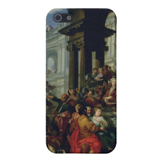 Feast under an Ionic Portico, c.1720-25 iPhone SE/5/5s Cover