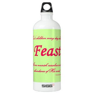 feast water bottle