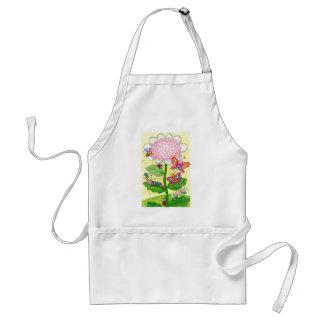 feasting adult apron