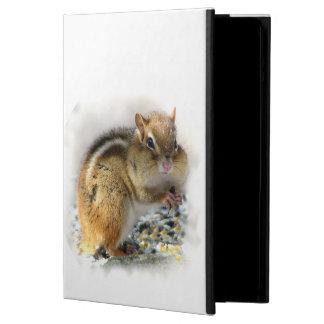 Feasting Chipmunk iPad Air Covers
