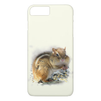 Feasting Chipmunk iPhone 7 Plus Case