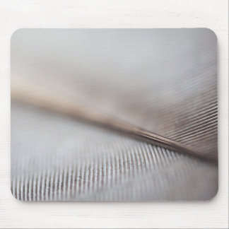 Feather Abstract Mouse Pad