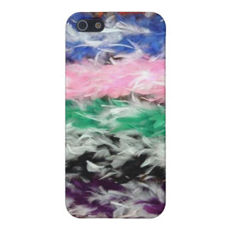 Feather Boas iPhone SE/5/5s Cover