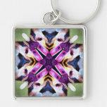 Feather Dancer Kaleidoscope Key Chain