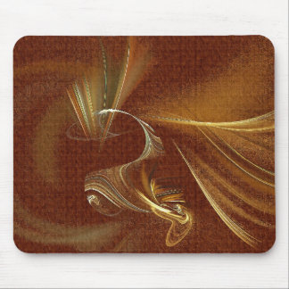 Feather Dancer Mouse Pad