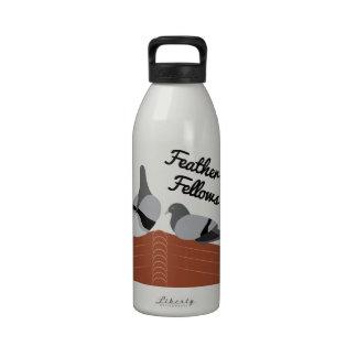 Feather Fellows Water Bottles