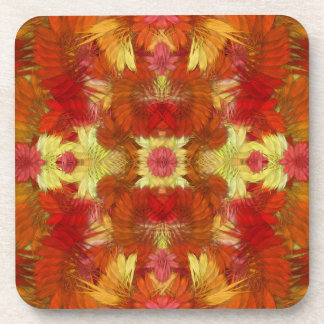 Feather Flames Coaster