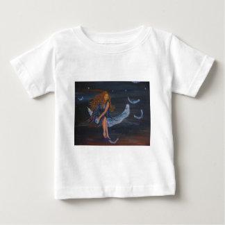 Feather Flight Baby T-Shirt