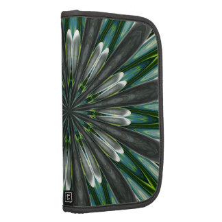 Feather Fractal green Organizers