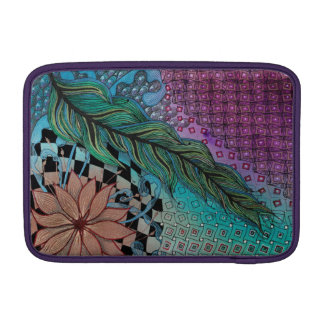feather sleeve for MacBook air