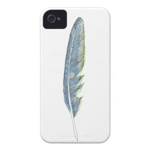 Feather iPhone Case Case-Mate iPhone 4 Cases
