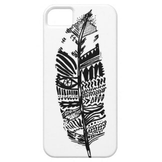Feather iPhone SE/5/5s Case