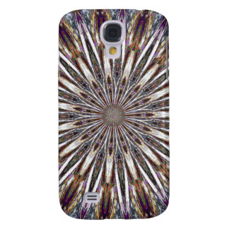 Feather Kaleidoscope Galaxy S4 Cases