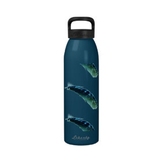 feather Liberty water bottle