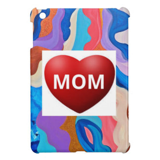 Feather Love Mom iPad Mini Cover