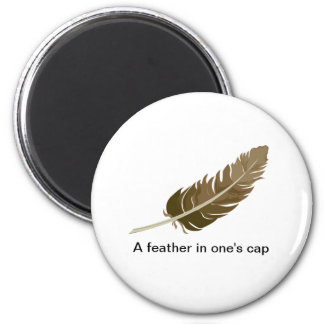 Feather Magnet
