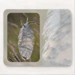 Feather Mouse Pad