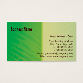 feather palm3 ~ bc business card