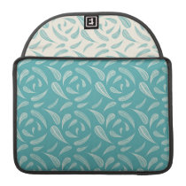 """""""Feather Pattern"""" Sleeve For MacBook Pro"""