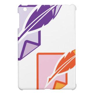 Feather Pen iPad Mini Cases
