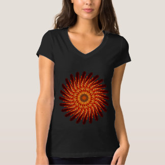 Feather Pinwheel T-Shirt